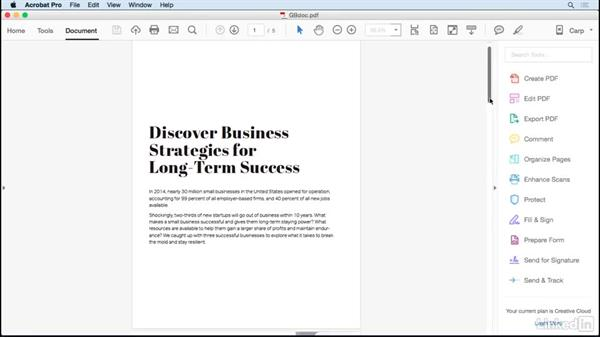 Convert an InDesign layout to editable Word format: Managing Conversions Between Adobe CC and Microsoft Office