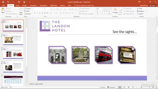 Change views with the keyboard: PowerPoint 2016 Power Shortcuts