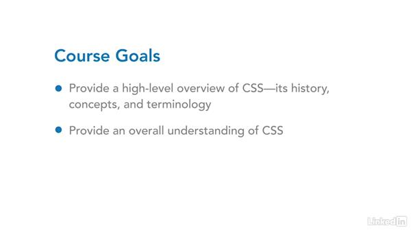 Who is this course for?: CSS Fundamentals