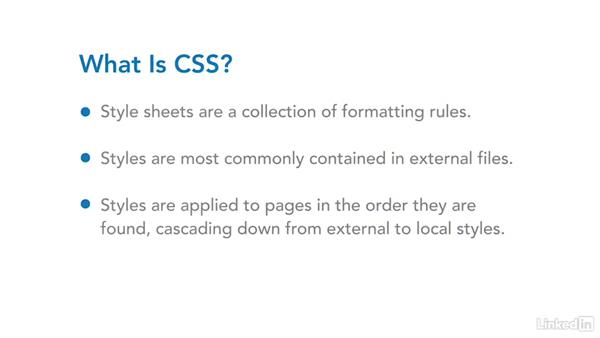 What is CSS?: CSS Fundamentals