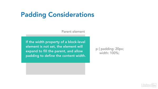 Margins & padding: CSS Fundamentals