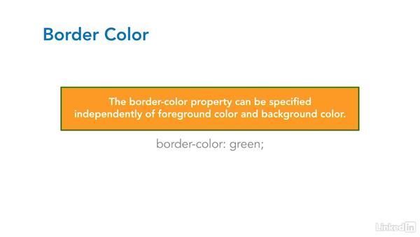 Borders: CSS Fundamentals