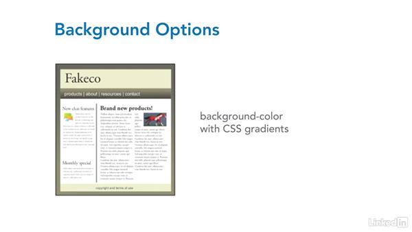 Backgrounds: CSS Fundamentals