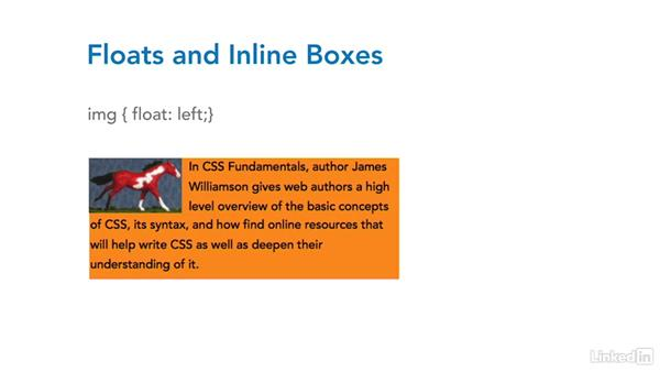 Floats: CSS Fundamentals
