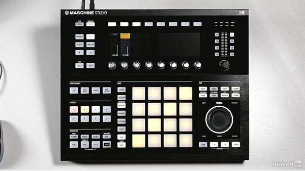 Adding more melodies to the track: Using KOMPLETE Sounds in MASCHINE