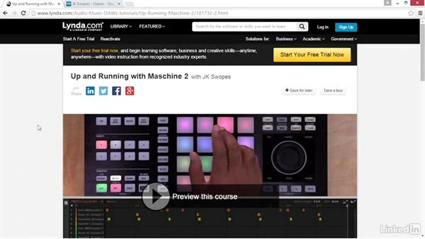 Next steps: Using KOMPLETE Sounds in MASCHINE