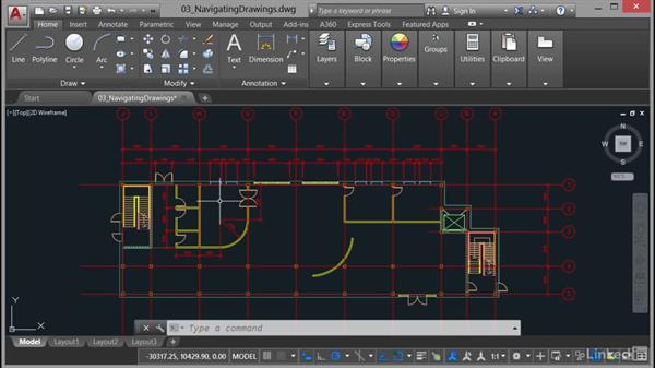 Using the mouse: AutoCAD 2017 Essential Training