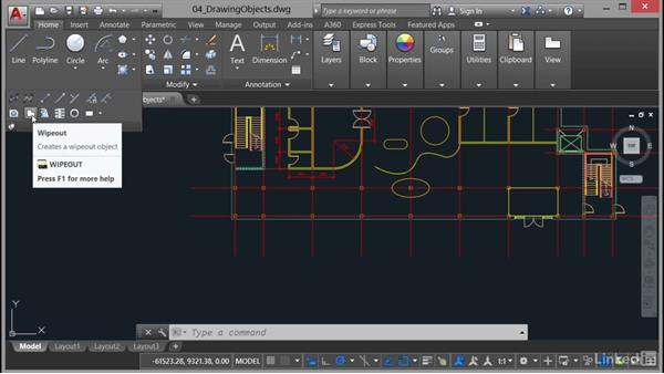 Points and donuts: AutoCAD 2017 Essential Training