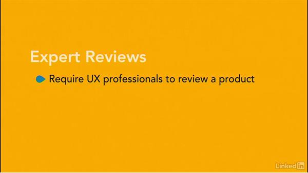 Expert reviews (heuristic reviews): UX Research Fundamentals