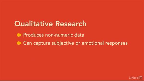 Qualitative vs. quantitative research: UX Research Fundamentals