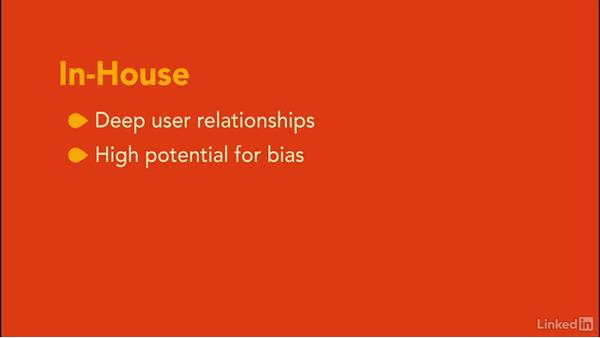 In-house vs. agency: UX Research Fundamentals
