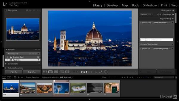 Keywording strategies when adding image metadata: Learn Photo Management: Metadata