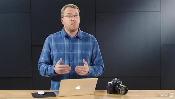 Correcting metadata for capture time: Learn Photo Management: Metadata