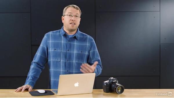 Saving metadata with photos: Learn Photo Management: Metadata
