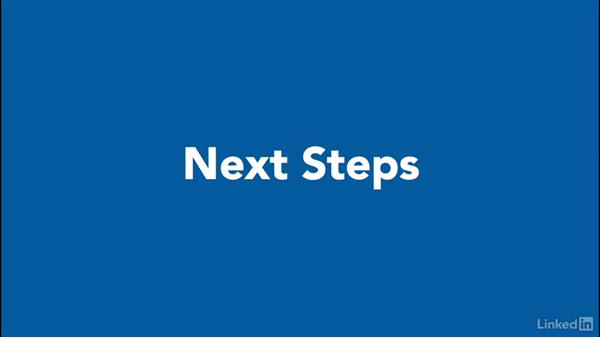 Next steps: Outlook 2013: Prepare for the Microsoft Office Specialist Certification Exam (77-423)