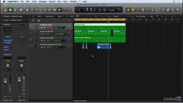 Electronic music production concepts: Producing Electronic Music in Logic Pro