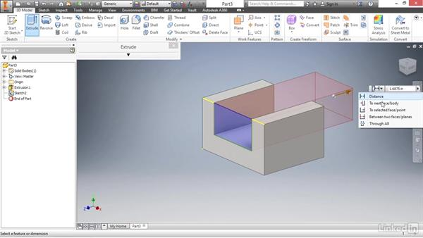 Sketching introduction: Autodesk Inventor 2017 Essential Training
