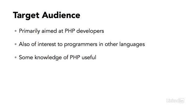 What you should know before watching this course: Strict Data Types in PHP