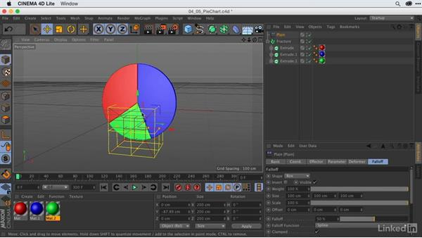 Animating 3D pie charts with CINEMA 4D Lite: After Effects Guru: Animating Infographics