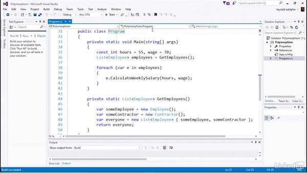 Add tests to an existing C# project: C# Test Driven Development