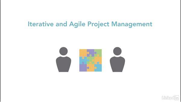 Traditional vs. iterative project management: Project Management Fundamentals