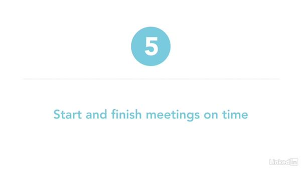 How to run effective meetings: Project Management Fundamentals