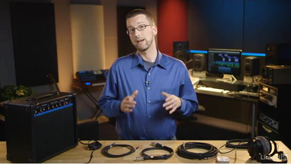 Types of analog connections: Foundations of Digital Audio