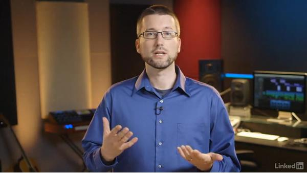 Monitoring levels while mixing: Foundations of Digital Audio