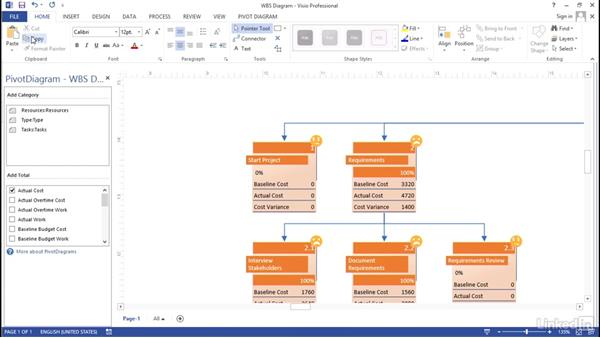 Saving To A Visio Template