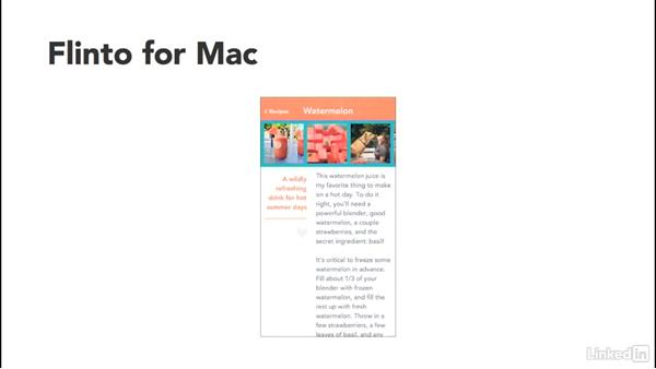What is Flinto?: UX Design Tools: Flinto for Mac