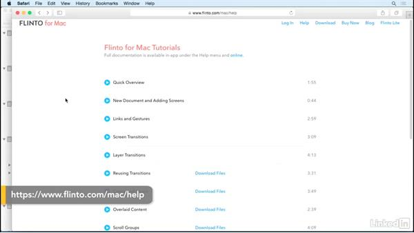 Next steps: UX Design Tools: Flinto for Mac
