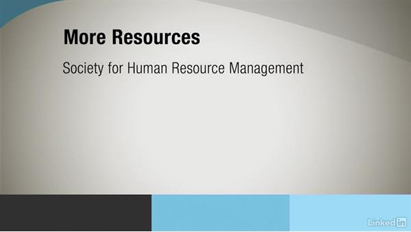 Next steps: Administrative Human Resources