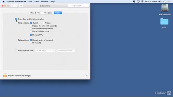 Take control of status menu items: Mac OS X El Capitan Tips and Tricks