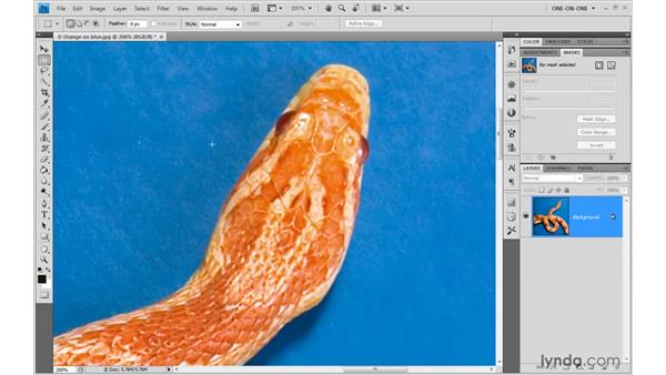 How sharpening works: Photoshop CS4 One-on-One: Advanced