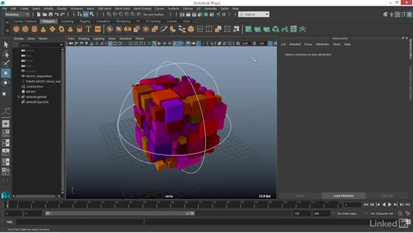 What is MASH? What is proceduralism?: Maya: Motion Graphics Workflow with MASH
