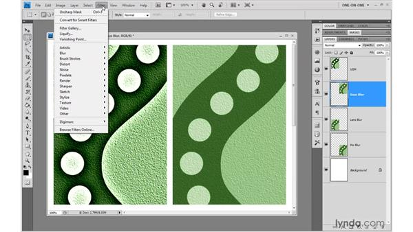 USM vs. Smart Sharpen: Photoshop CS4 One-on-One: Advanced