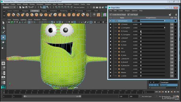 Work with the Shape Editor