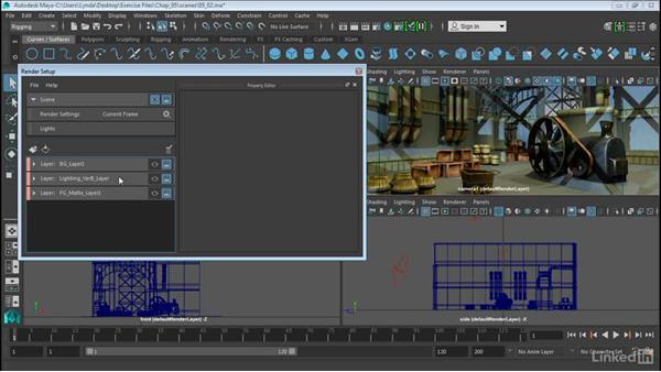 Understand Render Setup: Maya 2016 Extension 2 New Features