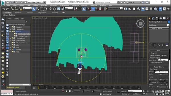 Render element parameters: Using Vray RT in Production Rendering