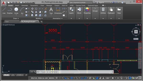 Adding an annotative scale: AutoCAD: Plotting & Publishing
