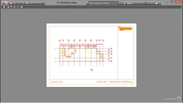 Color dependent plot style (CTB): AutoCAD: Plotting & Publishing