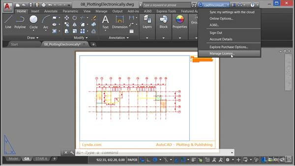Autodesk A360 Drive: AutoCAD: Plotting & Publishing