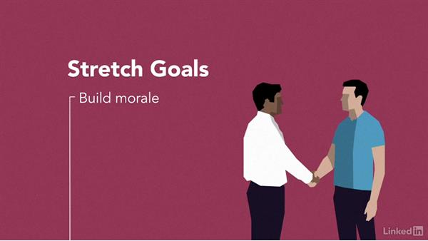 How to create a stretch goal: How to Set Team and Employee Goals