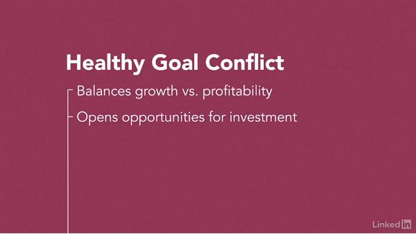 How to reconcile conflicting goals: How to Set Team and Employee Goals