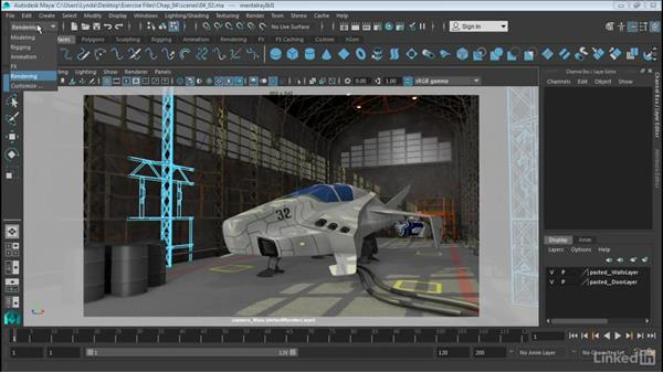 Batch Render layers: Maya: Render Setup System