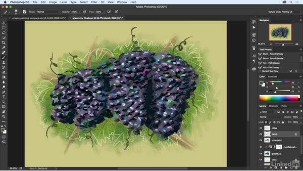 What you should know: Natural-Media Painting in Photoshop