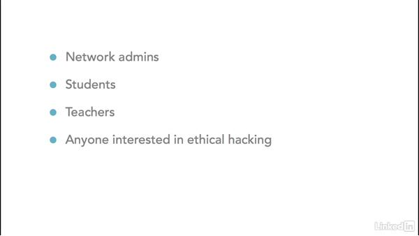 What you should know: Introduction to Ethical Hacking