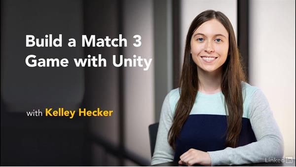 Next steps: Build a Match 3 Game with Unity