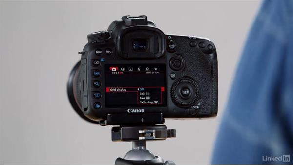 Understanding the quick navigation feature: Performance Tuning the Canon 7D Mark II