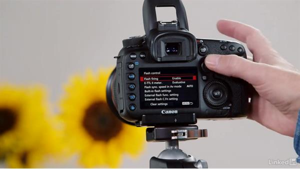 Working with the built-in flash on the Canon 7D Mark II: Performance Tuning the Canon 7D Mark II